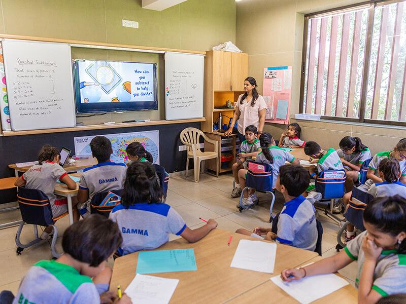 Student Teacher Interaction
