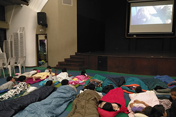 The Super Sleepover: Grade 3 Spends 24 Hours in School