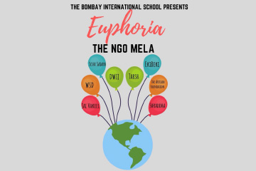 Euphoria, the annual NGO mela at BIS
