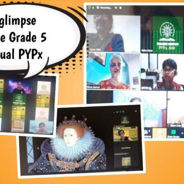 PYP Exhibition 2019-20